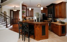 Traditional Kitchen Remodel In Lake City, FL